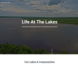 Life At The Lakes Website Design Internet Marketing