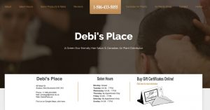 Debis Place Website Design Internet Marketing